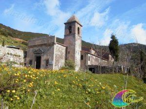 Sanctuary of Santa Caterina - Municipality of Rio in Elba