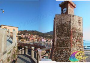 Municipality of Rio Marina - The Pisana tower