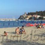 Marina di Campo Beach