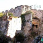 Walls thre Fort Falcone Portoferraio