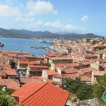 View from Fort Stella Portoferraio