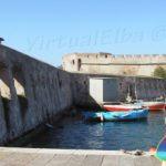 Walls the Linguella Portoferraio