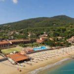 Overview Hotel del Golfo Procchio