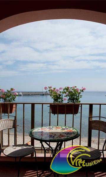 Camera con terrazza Hotel Marinella