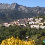 Marciana Alta e il Monte Capanne