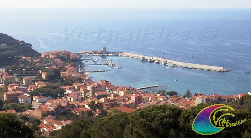 Marciana Marina and the Tourist Port
