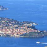 Portoferraio and the Volterraio Castle