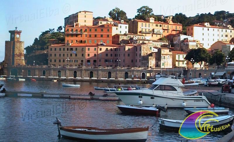 Rio Marina and the tower