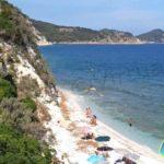 Capo Bianco beach Portoferraio