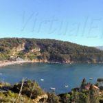 Bagnaia beach