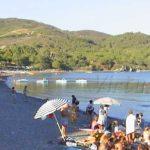 Margidore beach