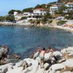 Seccheto beach