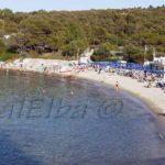 Spartaia beach Procchio