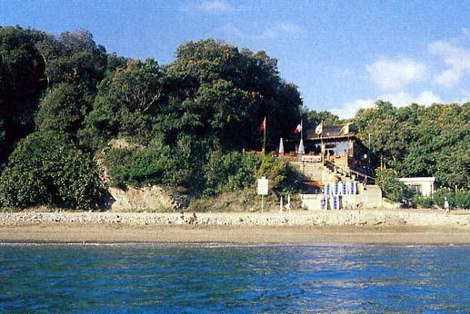 Spiaggia di Fornacelle o Telegrafo