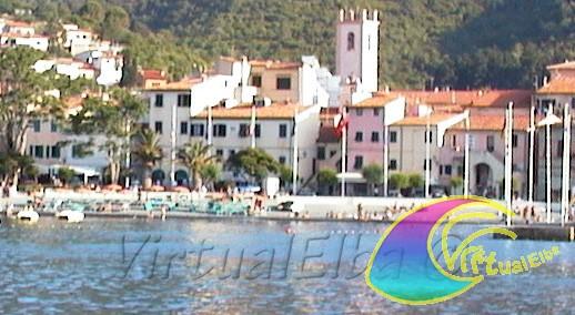 Marciana Marina beach
