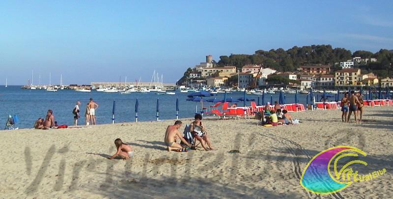 Spiaggia Marina di Campo