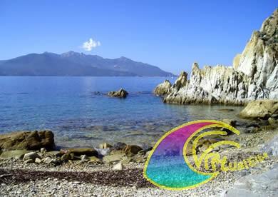 La Spiaggia della Pinetina Enfola