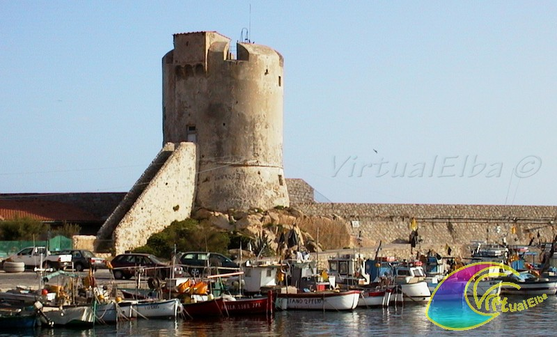 Marciana Marina Tower of the Port  or Tower the Appiani