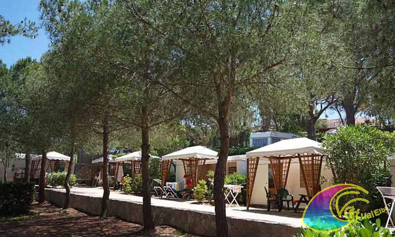 Caravan Buerstner Camping Calanchiole