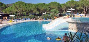 Camping Ville degli Ulivi Swimming pool