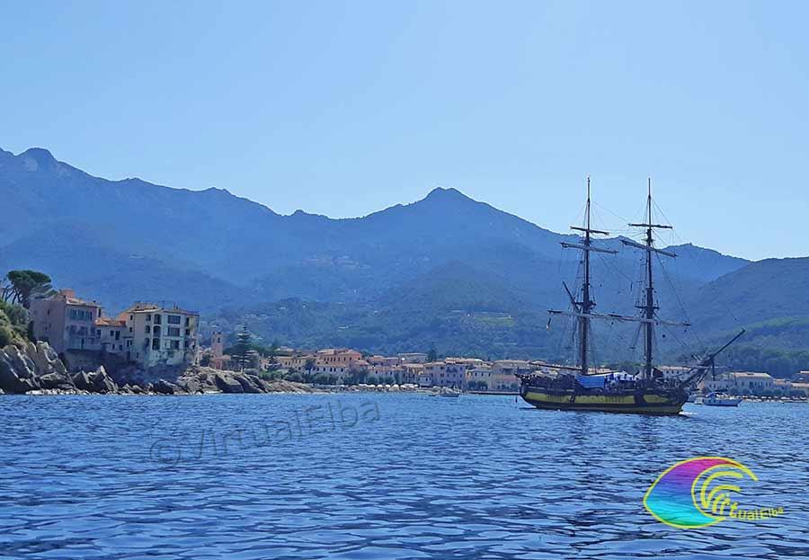 Marciana Marina Port