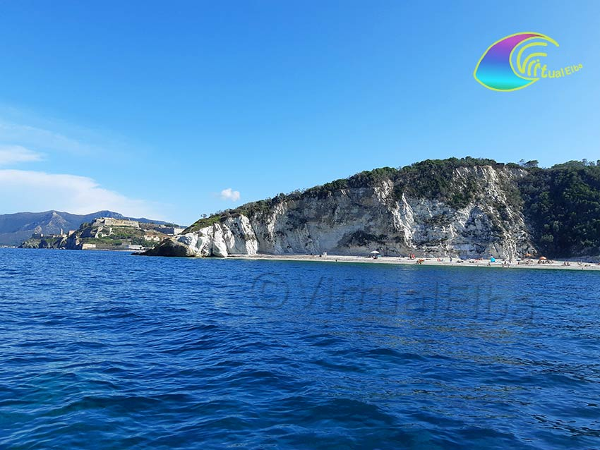 Spiaggia di Capo Bianco Forte Falcone