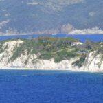 The Capo Bianco beach Portoferraio