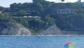 Spiaggia di Capo Bianco ed il parcheggio sopra la spiaggia