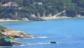 A Dx la spiaggia delle Calanchiole a sx la fine della spiaggia Lido di Capoliveri