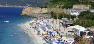 Le Ghiaie beach Portoferraio