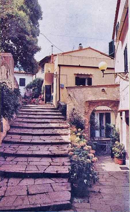 View of the Old Gate (Poggio)