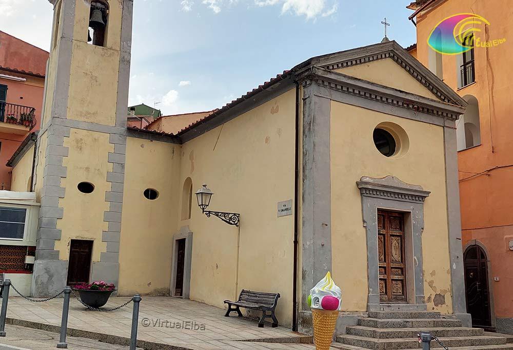 Church of San Rocco (Rio Marina)